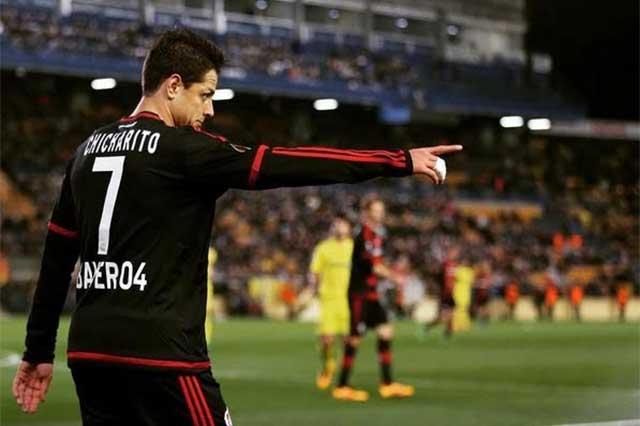 VIDEO Gol del Chicharito le da el triunfo al Bayer Leverkusen sobre el Schalke 04