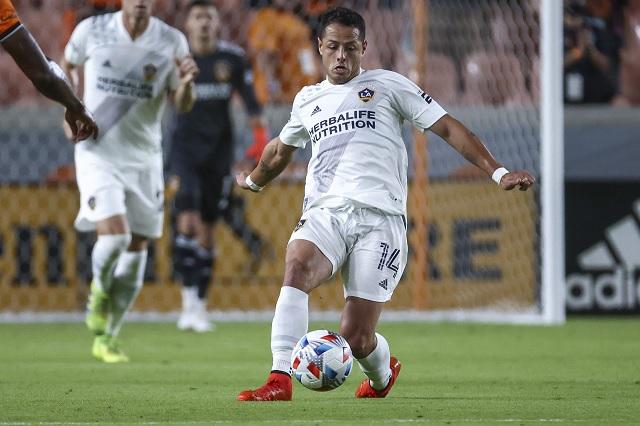 Chicharito guía empate del Galaxy con su gol número 14 en MLS