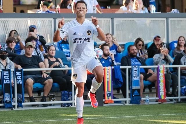 'Iremos por el juego de estrellas', advierte Javier Hernández