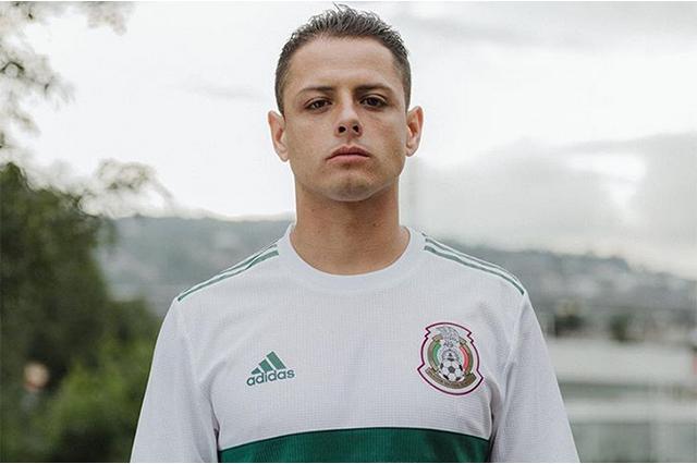 Conoce la piel que la Selección Mexicana usará en Rusia 2018