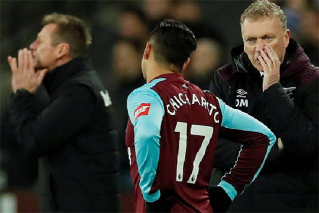 Se acabó pesadilla del Chicharito: David Moyes deja el West Ham