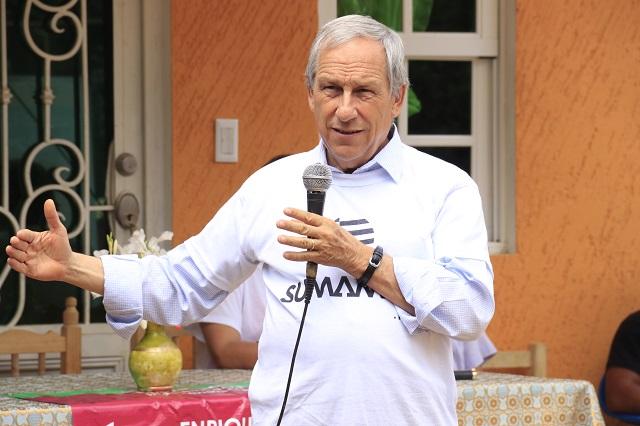 Sumamos sólo apoya a candidata en Huaquechula, precisa Cárdenas