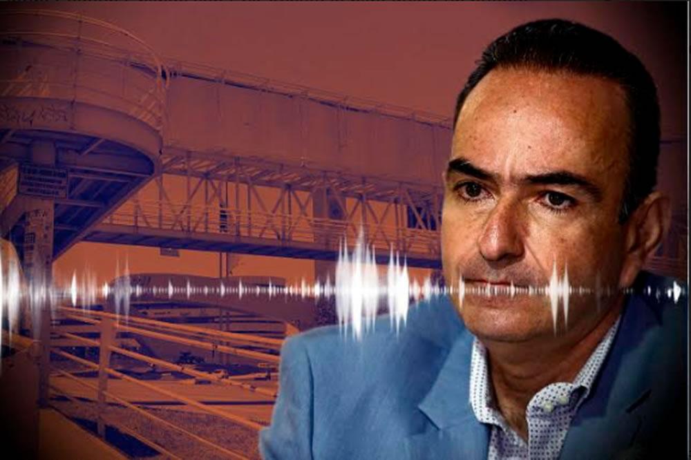Estefan pide no edificar paso peatonal frente a su hotel: audio