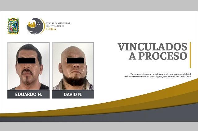 Van presos por robar banco y matar a empleado en Chietla