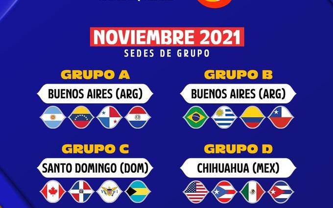 Chihuahua recibirá clasificatorio al Mundial de Basquetbol