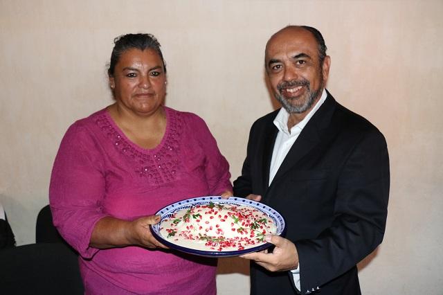 Presentan Sexto Festival del Chile en Nogada en La Libertad