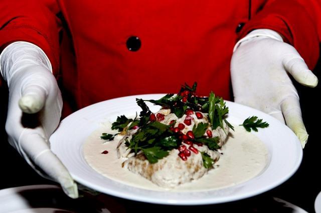 chiles en nogada receta