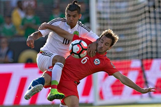 Chile humilla a México y lo echa de la Copa América