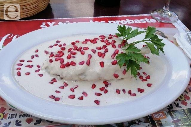 Promueven consumo de chile en nogada en Zacapoaxtla