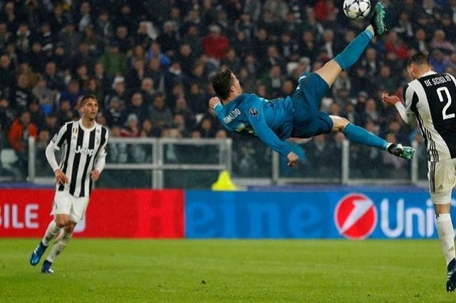 9 chilenas espectaculares: Cristiano Ronaldo, Pele, Zlatan, Hugo Sánchez…