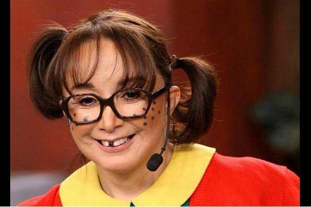 La Chilindrina no está interesada en hacer las paces con Florinda Meza
