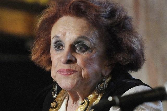 Muere la escritora María Luisa La China Mendoza a los 88 años de edad