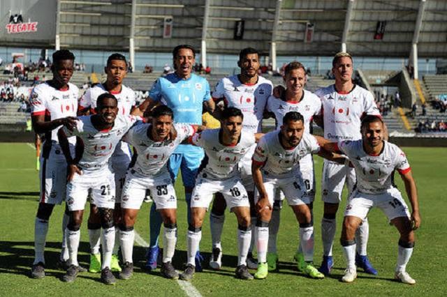 Lobos y Tuzos dividieron puntos en el Estadio Universitario