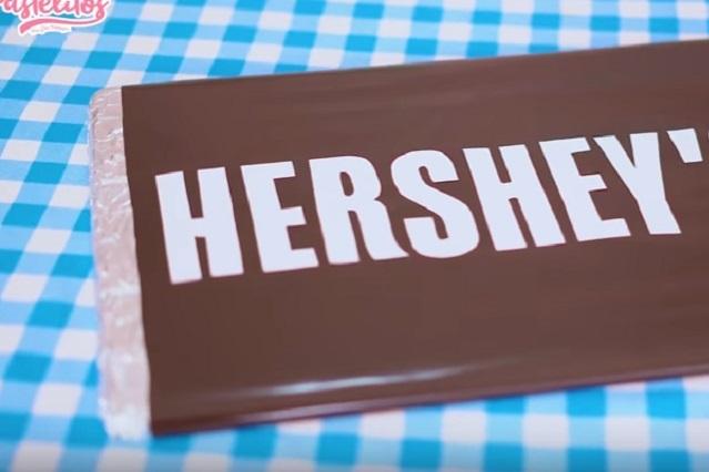 Chocolate con leche Hershey´s, un placer riesgoso