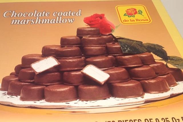 Riesgos de comer malvaviscos con chocolate de La Rosa
