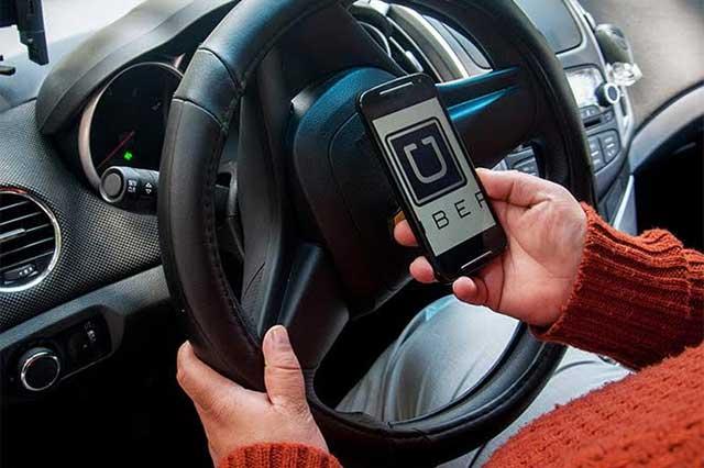 Plantean pruebas toxicológicas para choferes de Uber y Cabify