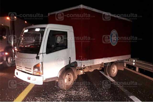 Detienen a banda que robó camión y secuestró al chofer, en Tehuacán
