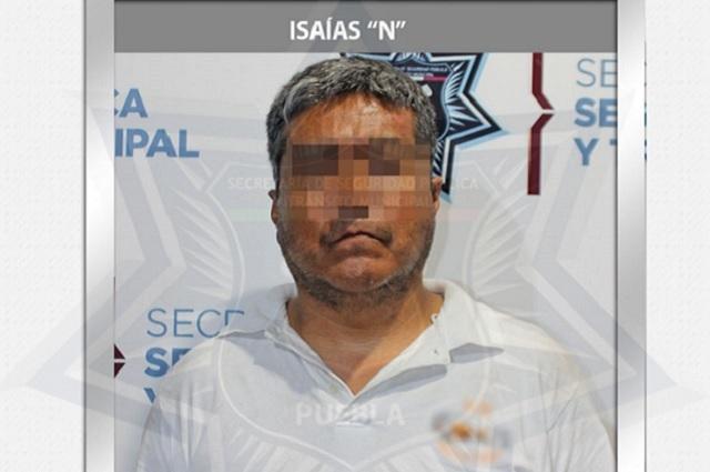Legal, detención del chofer acusado de violación: juez