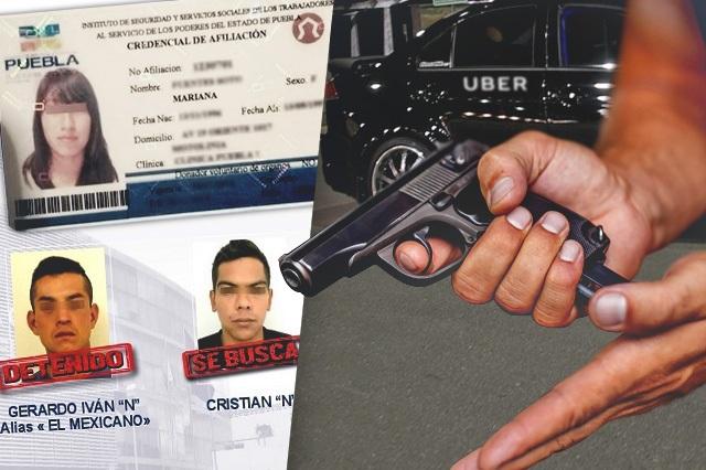 Va a la cárcel ex chofer Uber por crimen de alumna BUAP