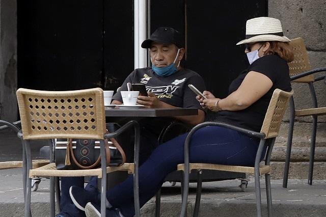 Restauranteros piden dar servicio en espacios cerrados