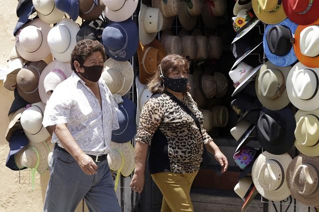 Descarta Puebla capital sanciones por no portar cubrebocas