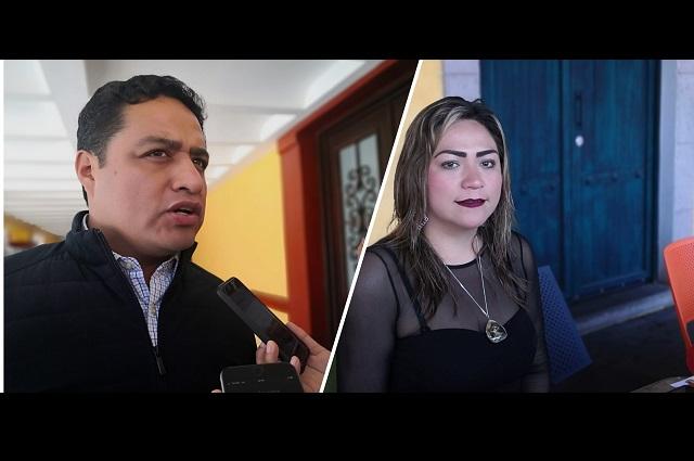 Funcionarios de Cholula se ven envueltos en escándalos
