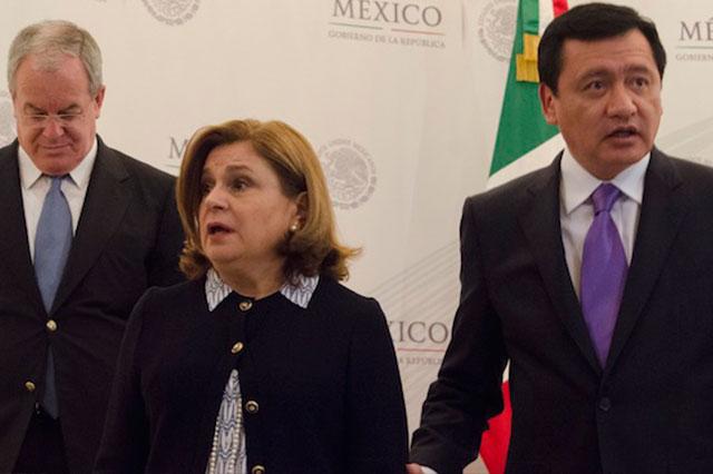 Osorio Chong ofrece comparecer otra vez por fuga de El Chapo