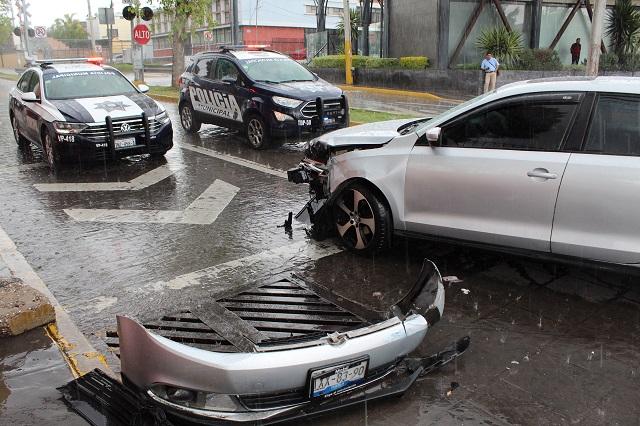 Puebla, séptimo lugar nacional por muertes en percances viales