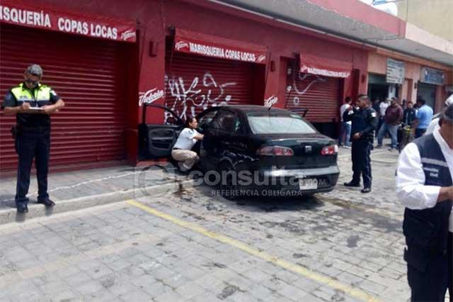 Ruta 9 y particular protagonizan aparatoso choque en San Felipe
