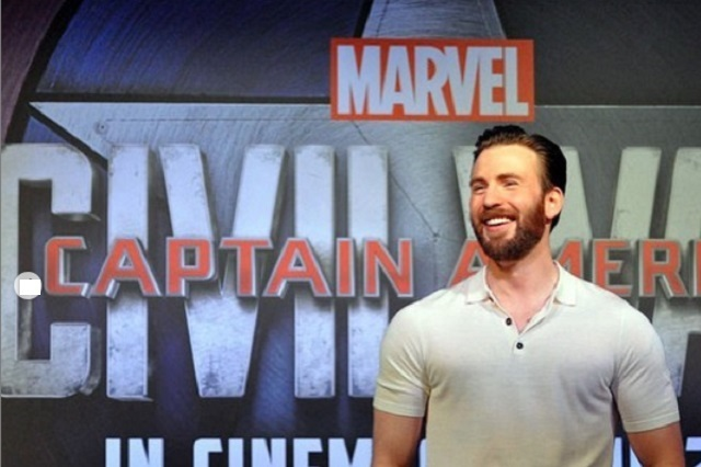 Actor Chris Evans llama racista a Donald Trump