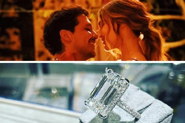 ¿Dónde compró Nodal y cuánto costó anillo de compromiso de Belinda?
