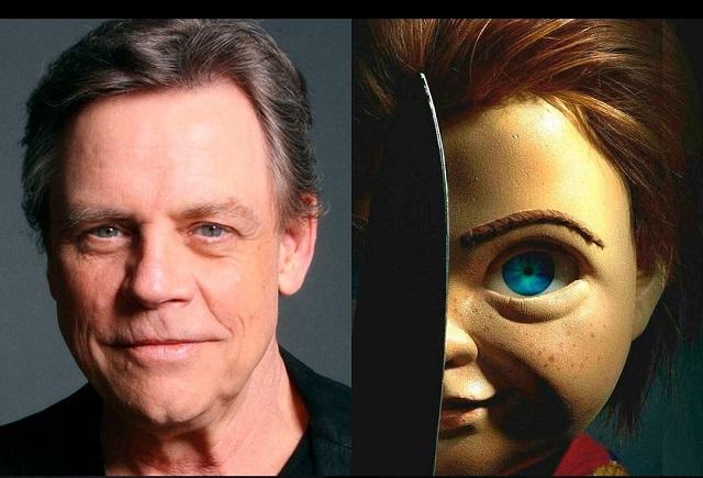 Mark Hamill dará voz a Chucky, El Muñeco Diabólico