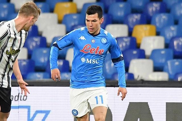 Napoli pierde a su goleador: 'Chucky' fuera 3 semanas por lesión