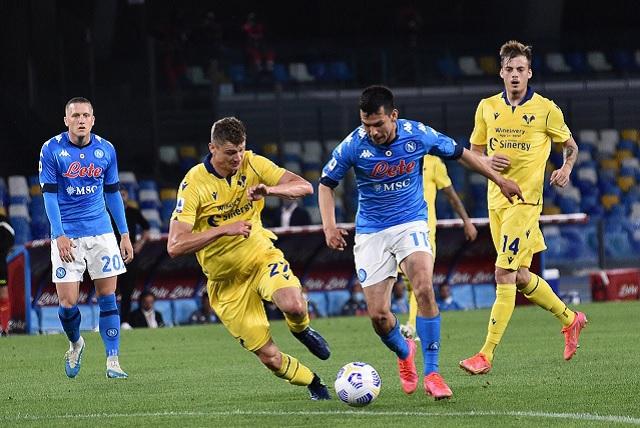 'Chucky' se queda sin Champions; empate del Napoli no le alcanzó para clasificar