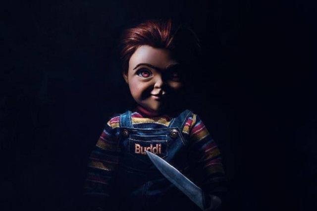 Cuchillo, gritos y miedo en tráiler de Chucky, El Muñeco Diabólico