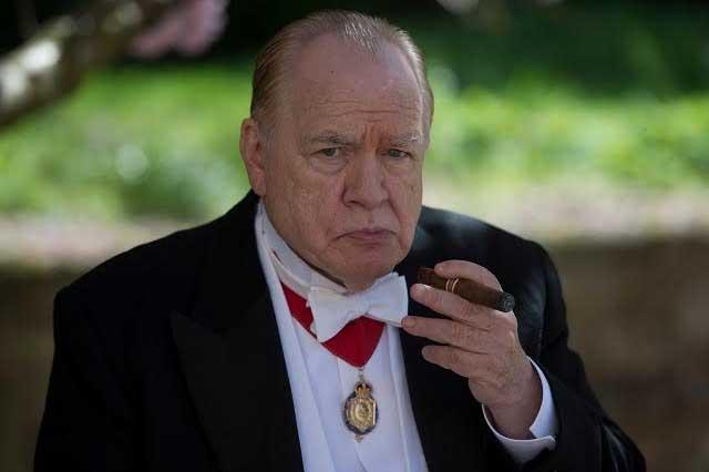 Churchill, cinta de las ambiciones y secretos del llamado hombre del siglo