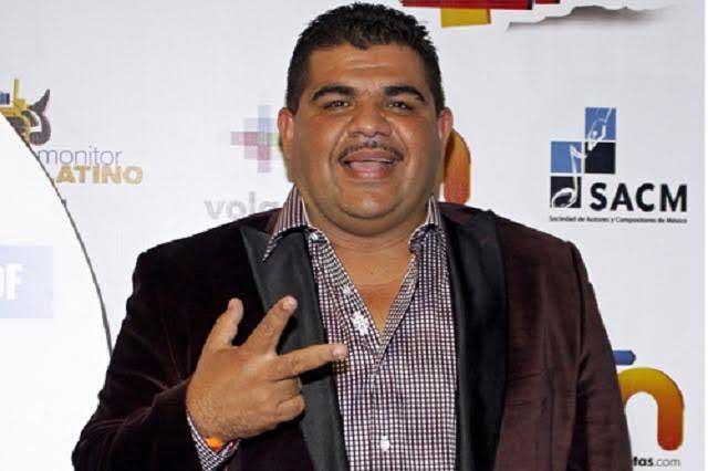 Chuy Lizarraga bajó 27 kilos para lanzar nuevo disco