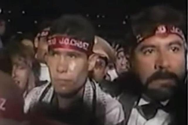 Capo del narco fue captado en pelea de JC Chávez en 1993