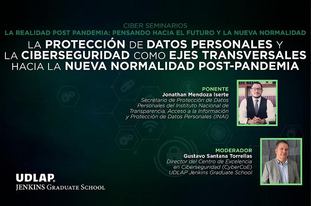 México es el lugar mundial 12 por ciberataques recibidos: INAI
