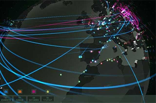 Expertos prevén que hoy habrá un nuevo ciberataque global