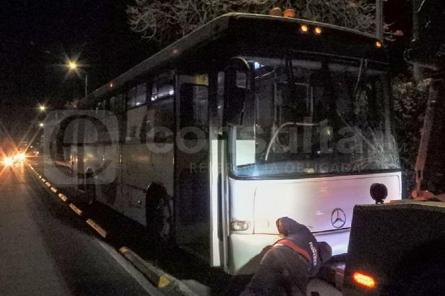 Camión de RUTA mata a ciclista en la Diagonal; chofer se fuga
