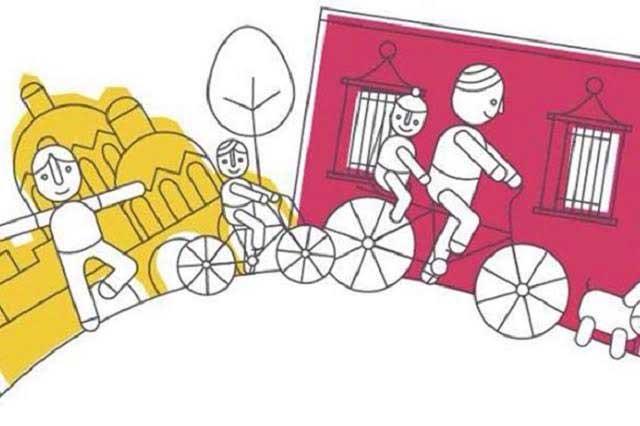 Cerrarán Recta a Cholula para la Vía recreativa Metropolitana