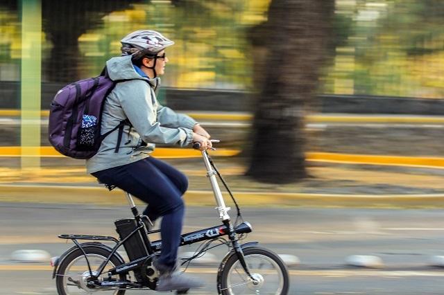 En aumento, el número de mujeres ciclistas en México
