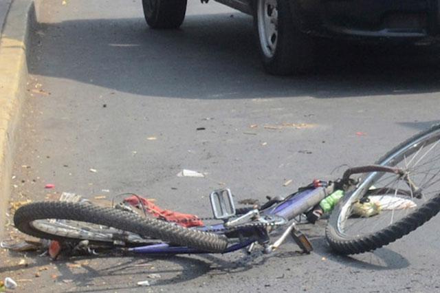 Atropellan y matan a otro ciclista en el Distrito Federal