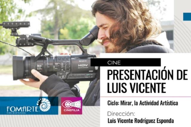 IMACP lanza ciclo de cine virtual Mirar, la actividad artística