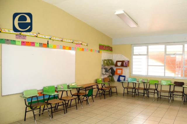 Alumnos con comorbilidades no regresan a las aulas: SEP