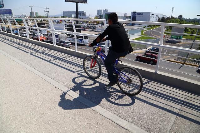 Proyecta la BUAP más infraestructura ciclista para los universitarios