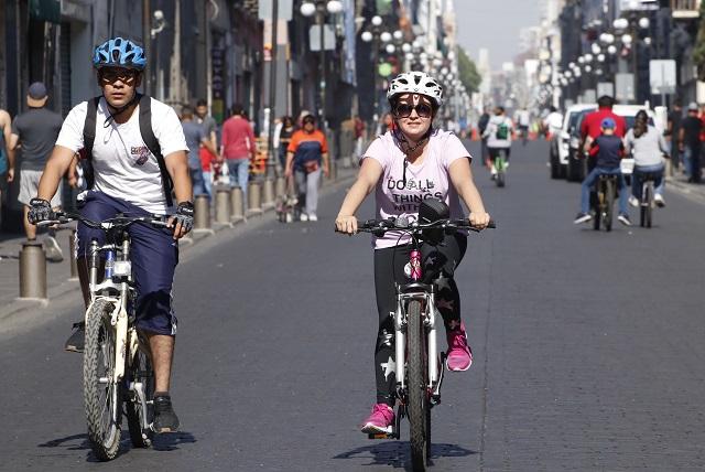 Invitan a candidatos a adoptar agenda de movilidad sustentable