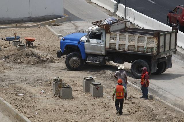 Aumenta 15.5 % empleo en la construcción en Puebla: INEGI