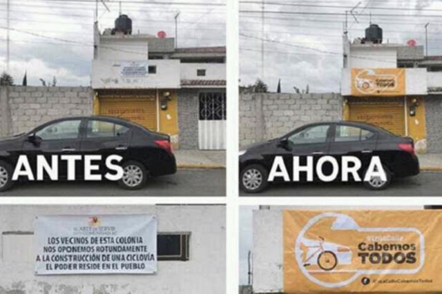 Amarran acuerdos para iniciar ciclovía de la avenida Nacional